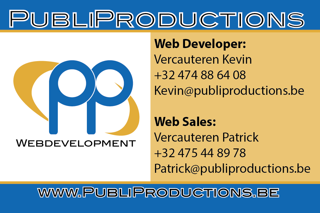 Publiproductions
