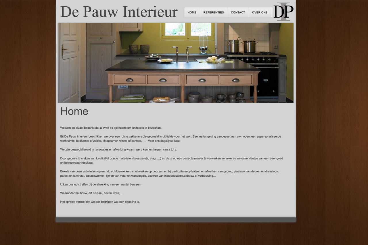 De Pauw Interieur - Publiproductions