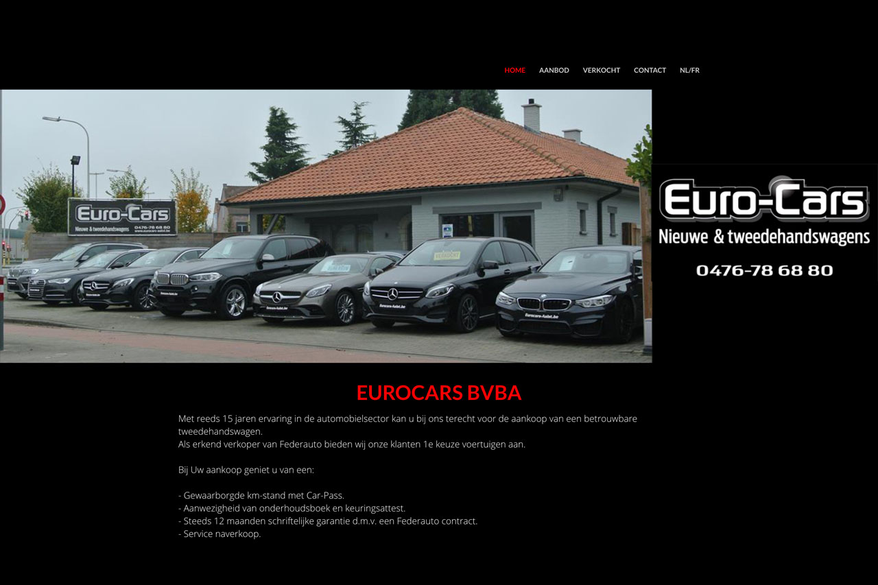 Eurocars Aalst - Publiproductions