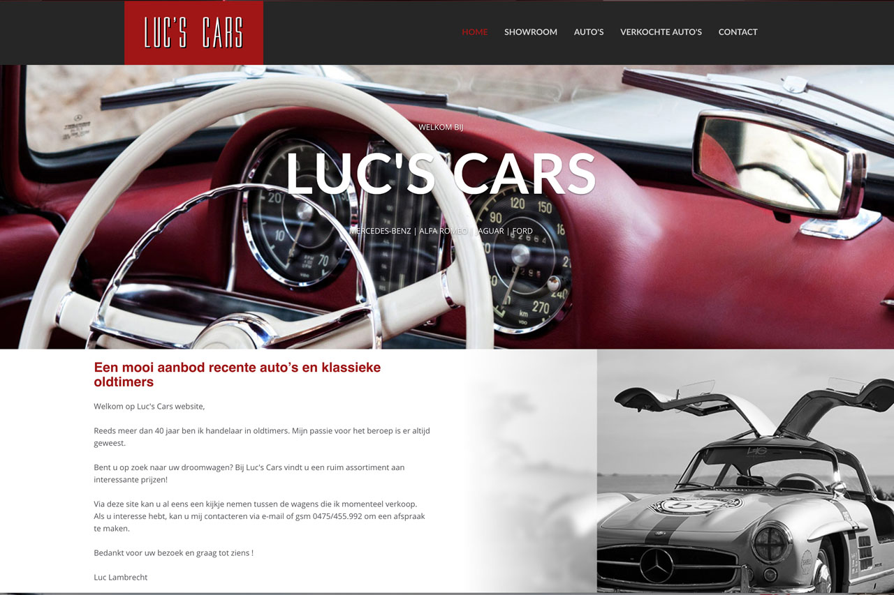 Luc's Cars - Publiproductions